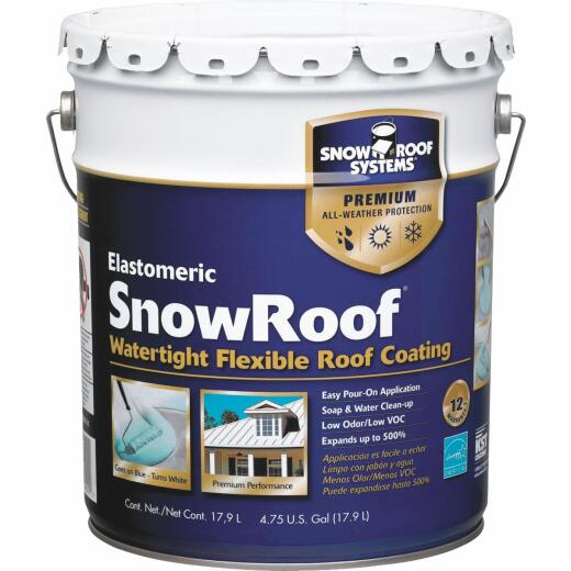 4.75GL SNOW ROOF COATING
