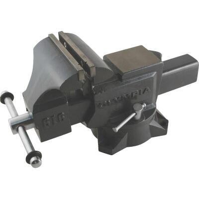 Olympia Tools 6 In. Mechanics Bench Vise