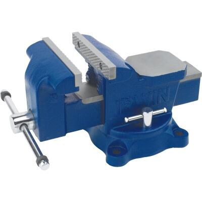 Irwin 6 In. Workshop Bench Vise
