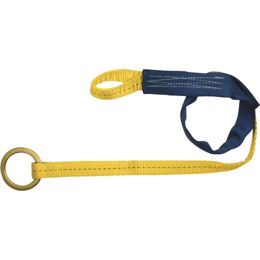 Fall Tech PointGuard Polyester 400 Lb. Capacity Residential Anchor Strap