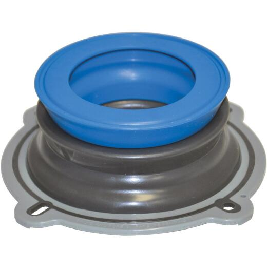 Wax-Free Toilet Gasket Seal Kit