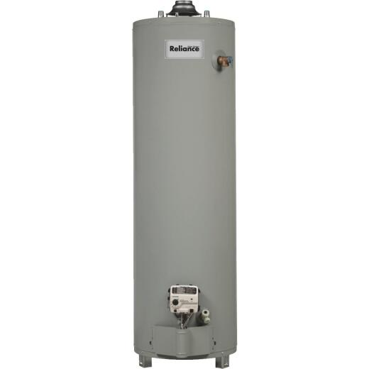 Reliance 30 Gal. Tall Ultra Low NOx 6yr 40,000 BTU Natural Gas Water Heater