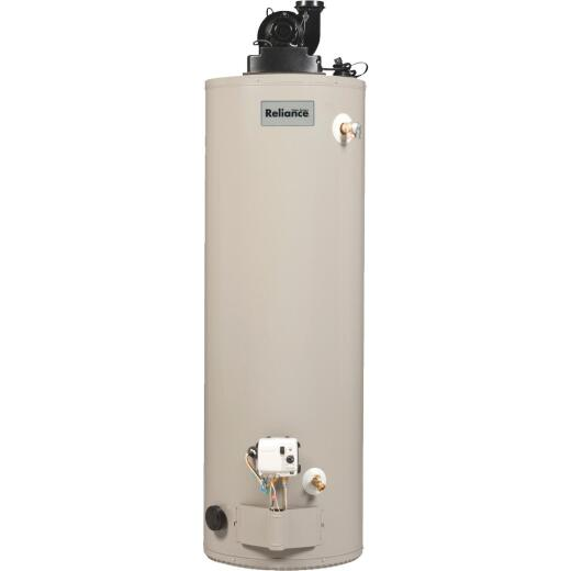Reliance 50 Gal. 6yr 50,000 BTU Liquid Propane (LP) Gas Water Heater with Power Vent