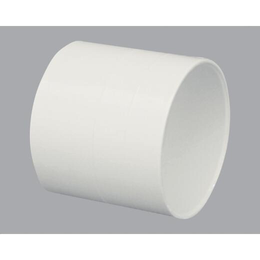 Genova SDR 35 4 In. PVC Sewer and Drain Coupling