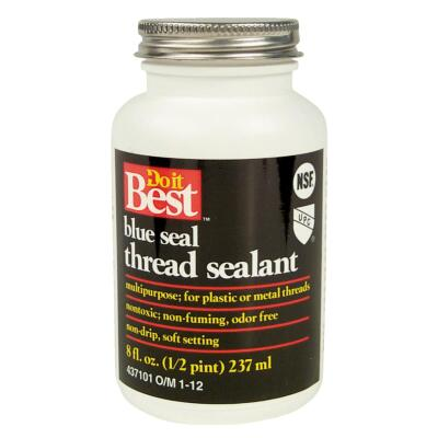 Do it Best 8 Fl. Oz. Blue Seal Thread Sealant