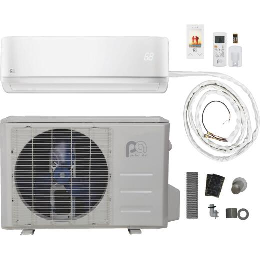 Perfect Aire 36,000 BTU 1400 Sq. Ft. Mini-Split Room Air Conditioner with Heating Mode