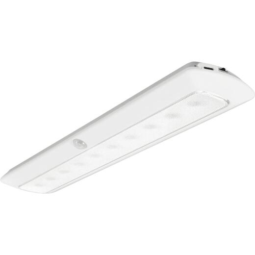 Good Earth Lighting White LED Rechargeable Battery Operated Strip Light