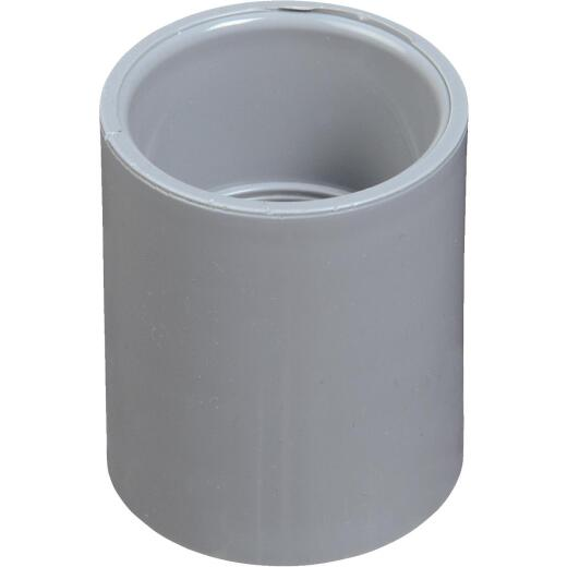 Carlon PVC 3/4 In. Socket Conduit Coupling