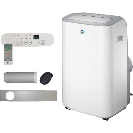 Perfect Aire 12,000 BTU 325 Sq. Ft. Portable Air Conditioner With Electric Heater