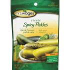Mrs. Wages Quick Process 6.5 Oz. Hot Spicy Pickling Mix Image 1