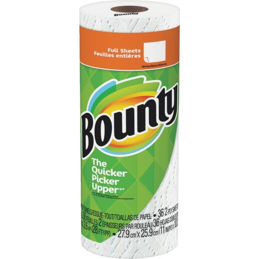 Bounty Full Sheets Paper Towel (1 Roll)