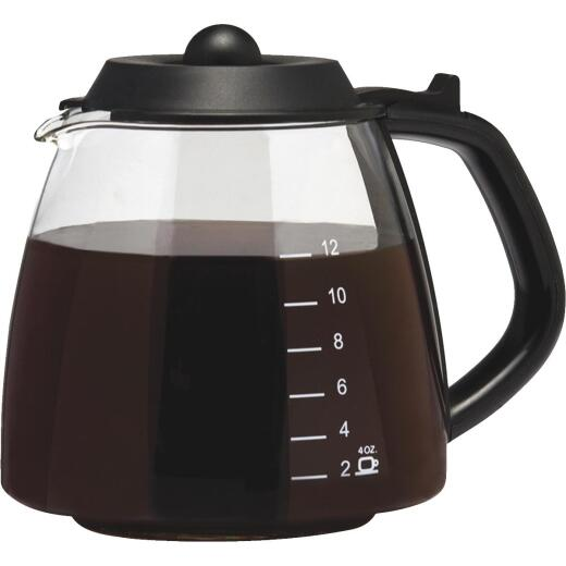 Medelco 12 Cup Millennium Universal Replacement Coffee Decanter