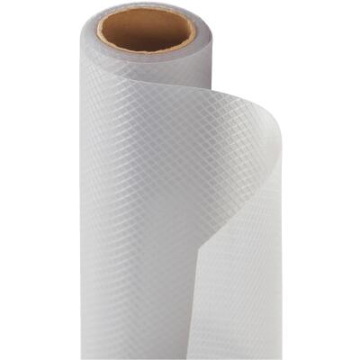Con-Tact 20 In. x 5 Ft. Clear Non-Adhesive Shelf Liner