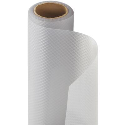 Con-Tact 12 In. x 5 Ft. Clear Non-Adhesive Shelf Liner