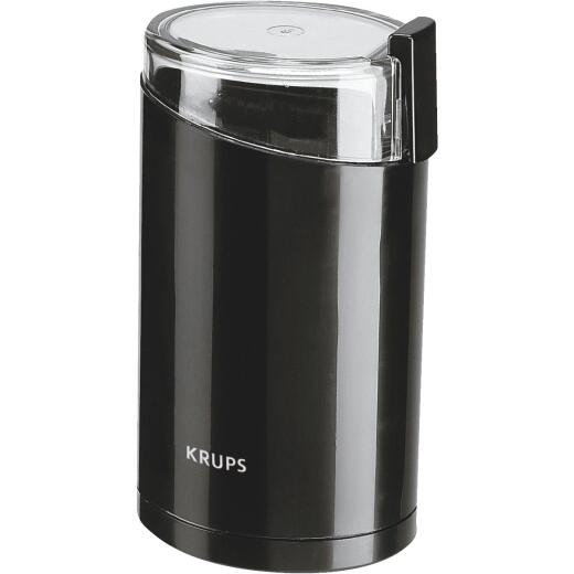 Krups  Fast Touch Electric Stainless Steel Coffee and Spice Grinder