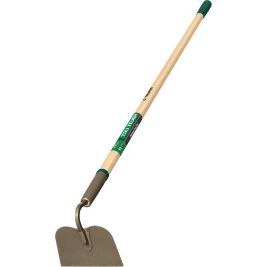 Truper Tru Tough 54 In. Wood Handle Garden Hoe