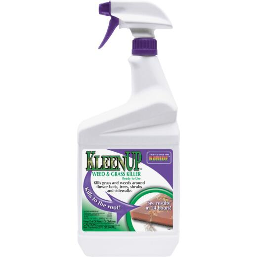 Bonide KleenUP 1 Qt. Ready To Use Trigger Spray Weed & Grass Killer