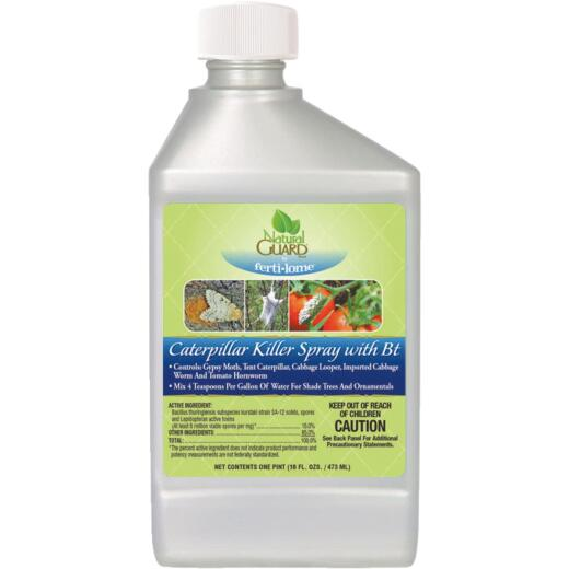Natural Guard 16 Oz. Concentrate Caterpillar Killer