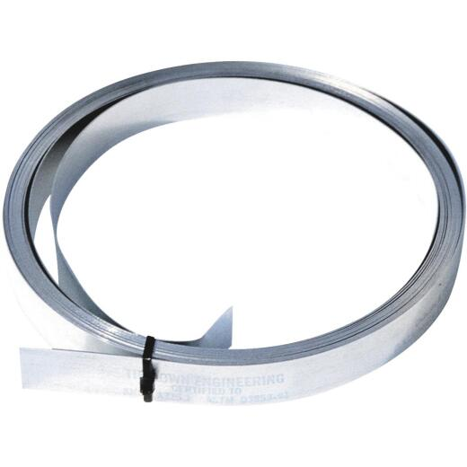 Tie Down 37 Ft. 4725 Lb. Tensile Strength Certified Galvanized Mobile Home Strapping
