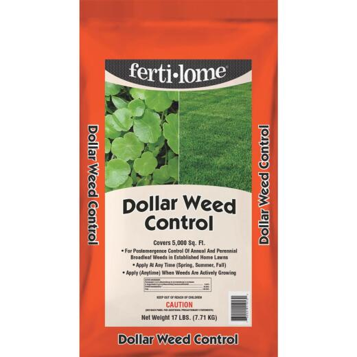Ferti-lome 17 Lb. Ready To Use Granules Dollar Weed Killer
