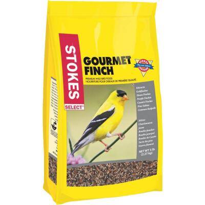 Stokes Select 5 Lb. Gourmet Finch Wild Bird Seed