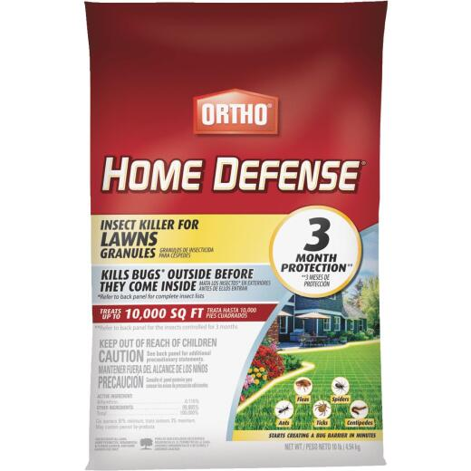 Ortho Home Defense 10 Lb. Ready To Use Granules Insect Killer