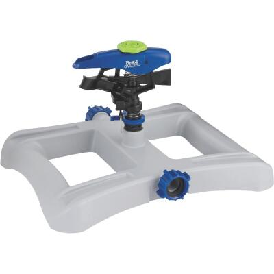 Best Garden Poly 5800 Sq. Ft. Sled Impulse Sprinkler