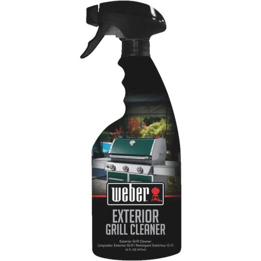 Weber 16 Oz. Grill Exterior Barbeque Cleaner