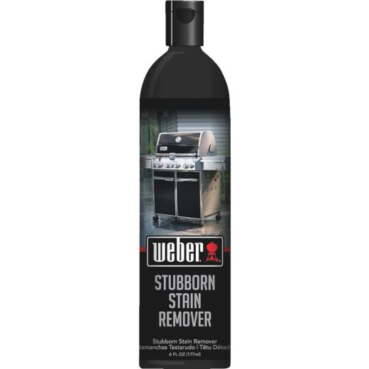 Weber 6 Oz. Stubborn Stain Remover Barbeque Grill Cleaner