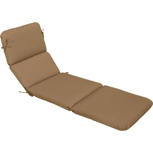 Casual Cushion 23 In. W. x 3.5 In. H. x 74 In. D. Cafe Chair Cushion