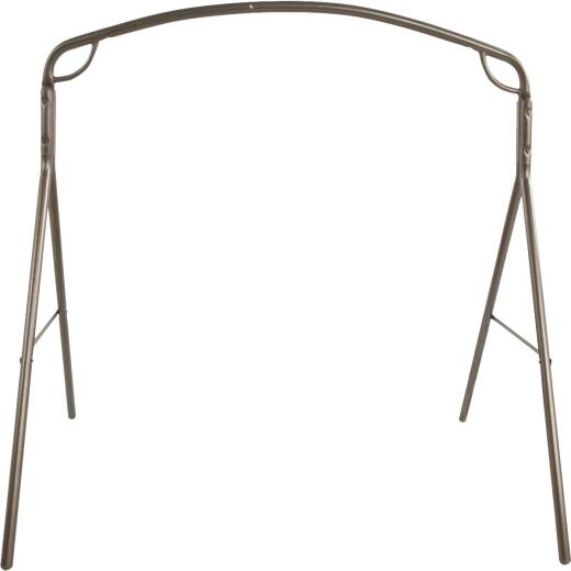 Jack Post Country Garden Steel 71-1/2 In. W. x 48 In. D. x 66-3/4 In. H. Brown Swing Frame