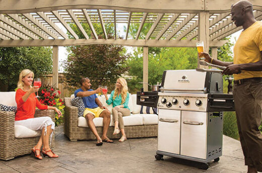 How to Create the Ultimate Grill Area